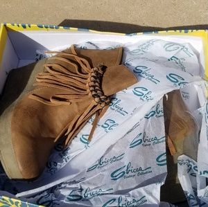 Brand New In Box Booties